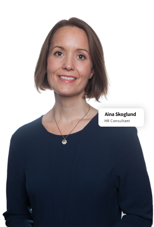 Aina Skoglund, HR konsulent