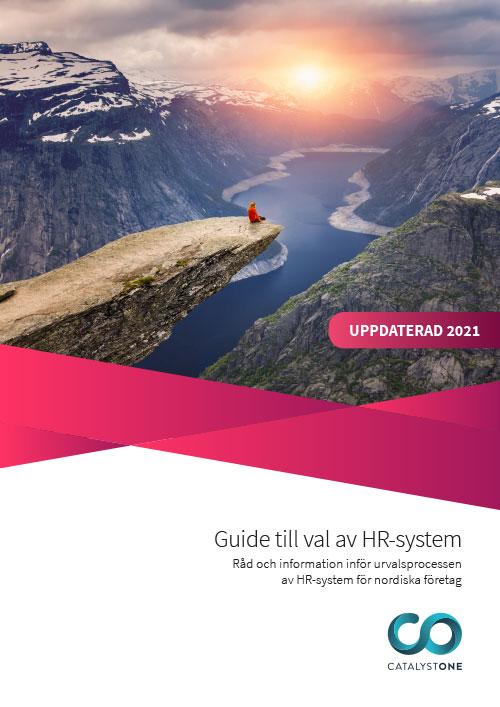 Köpguide till HR-system för nordiska företag