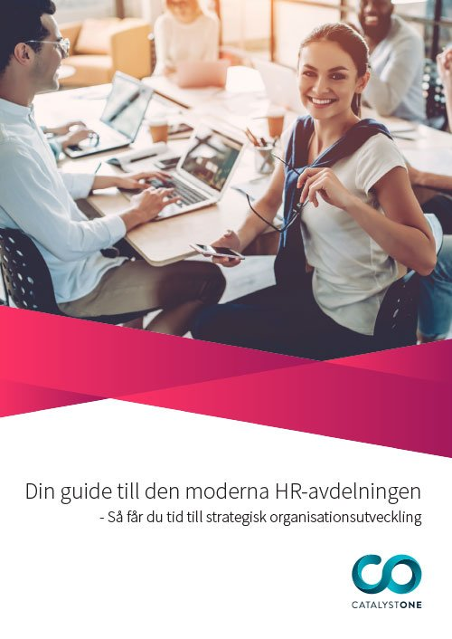 Guide till den moderna HR-avdelningen