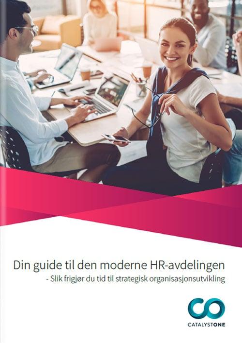 Guide til den moderne HR-avdelingen