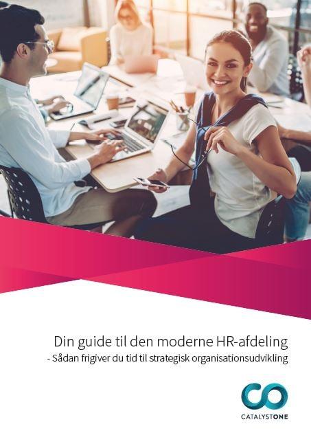 Din guide til den moderne HR-afdeling