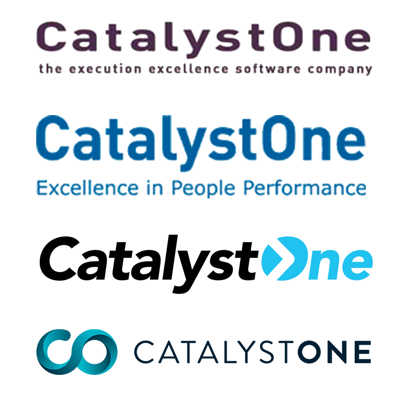 CatalystOne Logo evolution