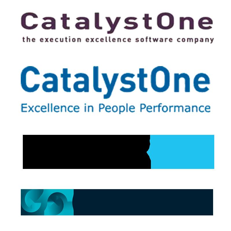 CatalystOne Logo utveckling